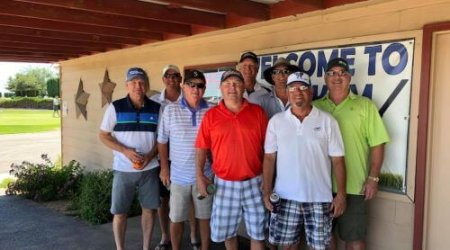 Colockum Golf Friends 6